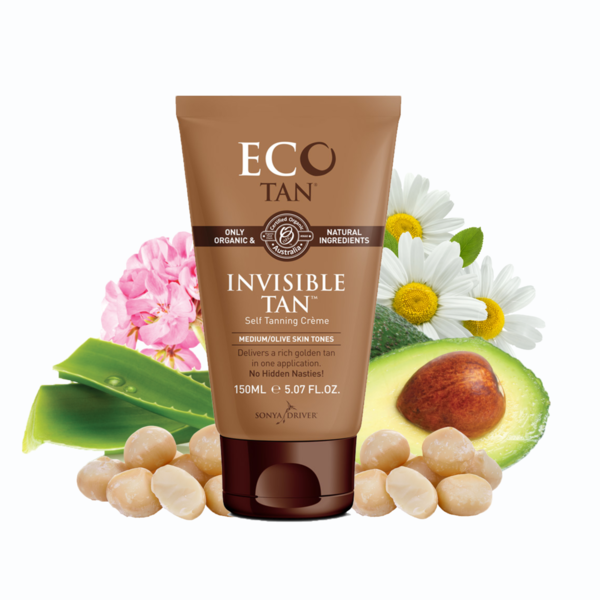 Eco By Sonya Driver Invisible Tan - 150ml