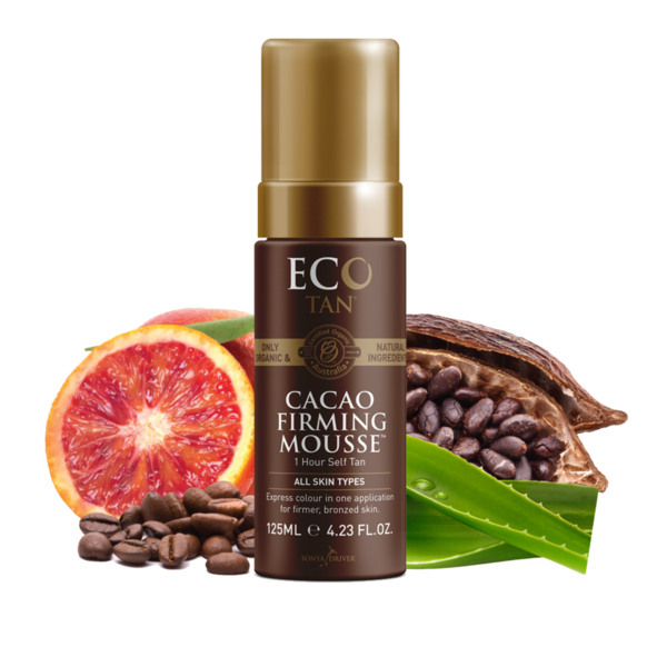 Eco by Sonya Driver Cacao Tanning Mousse - 125ml